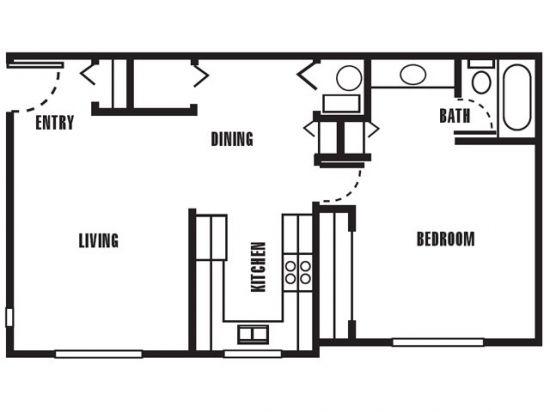 Mark Twain Apartments - Salt Lake City, Utah | The Clipper