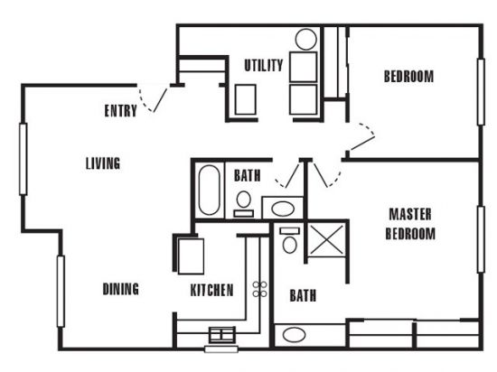 Mark Twain Apartments - Salt Lake City, Utah | The Schooner
