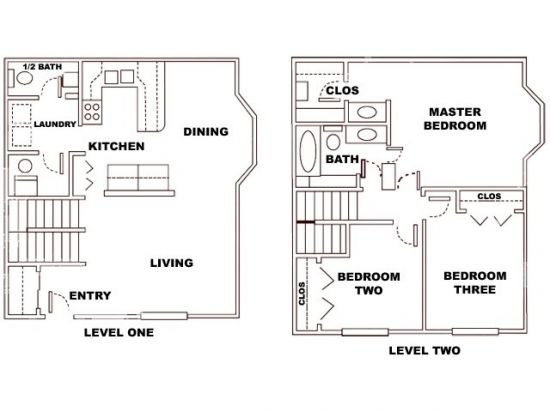 Mallard Crossing - Three Bedrooms